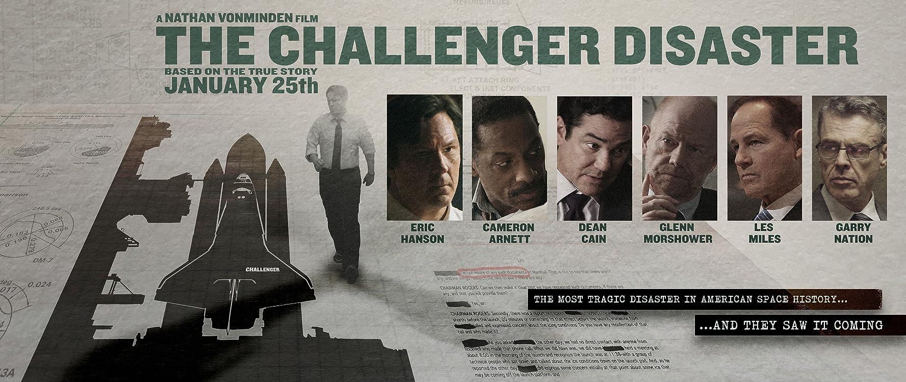 The Challenger Disaster (2019), film online subtitrat in limba Romana