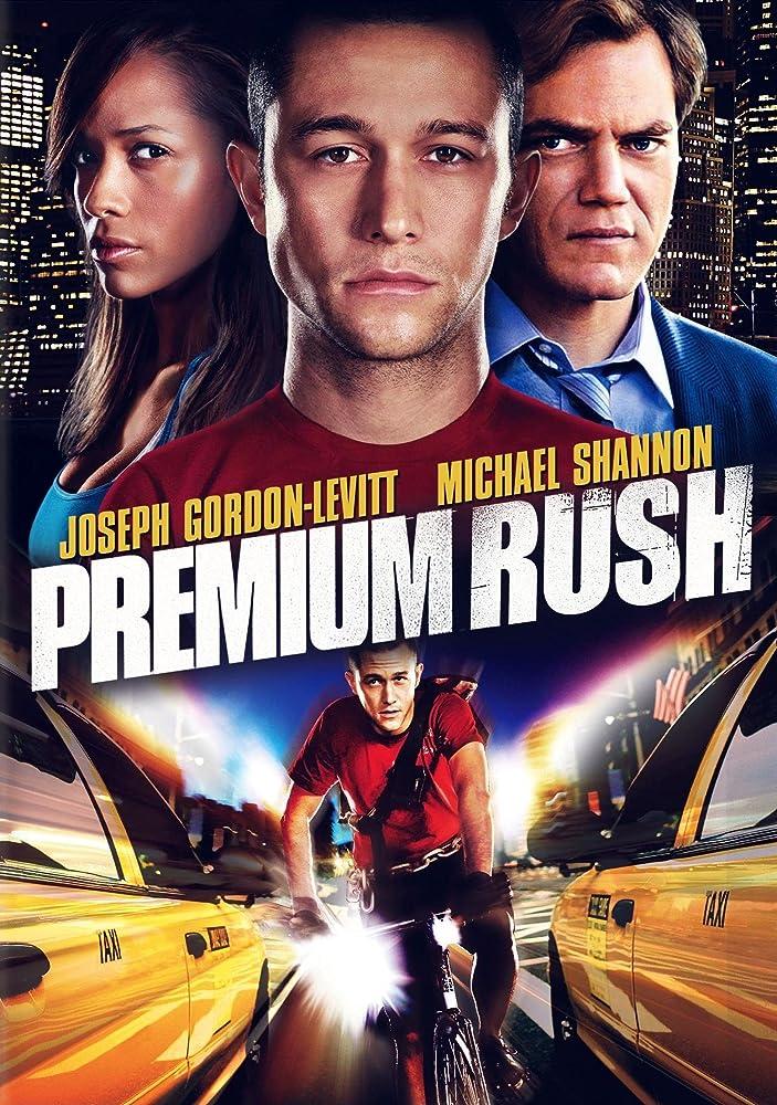 Premium Rush (2012) Hindi Dubbed