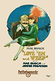 Love 'Em and Weep Poster