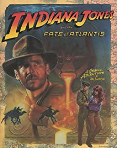 Indiana Jones and the Fate of Atlantis USA