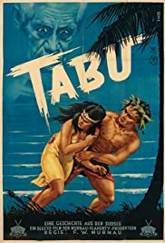 Tabu: A Story of the South Seas Poster
