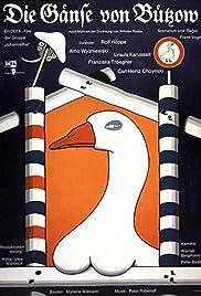 Die Gänse von Bützow Poster