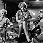 Shirley Knight, Constance Ford, and Barbara Nichols in House of Women (1962)