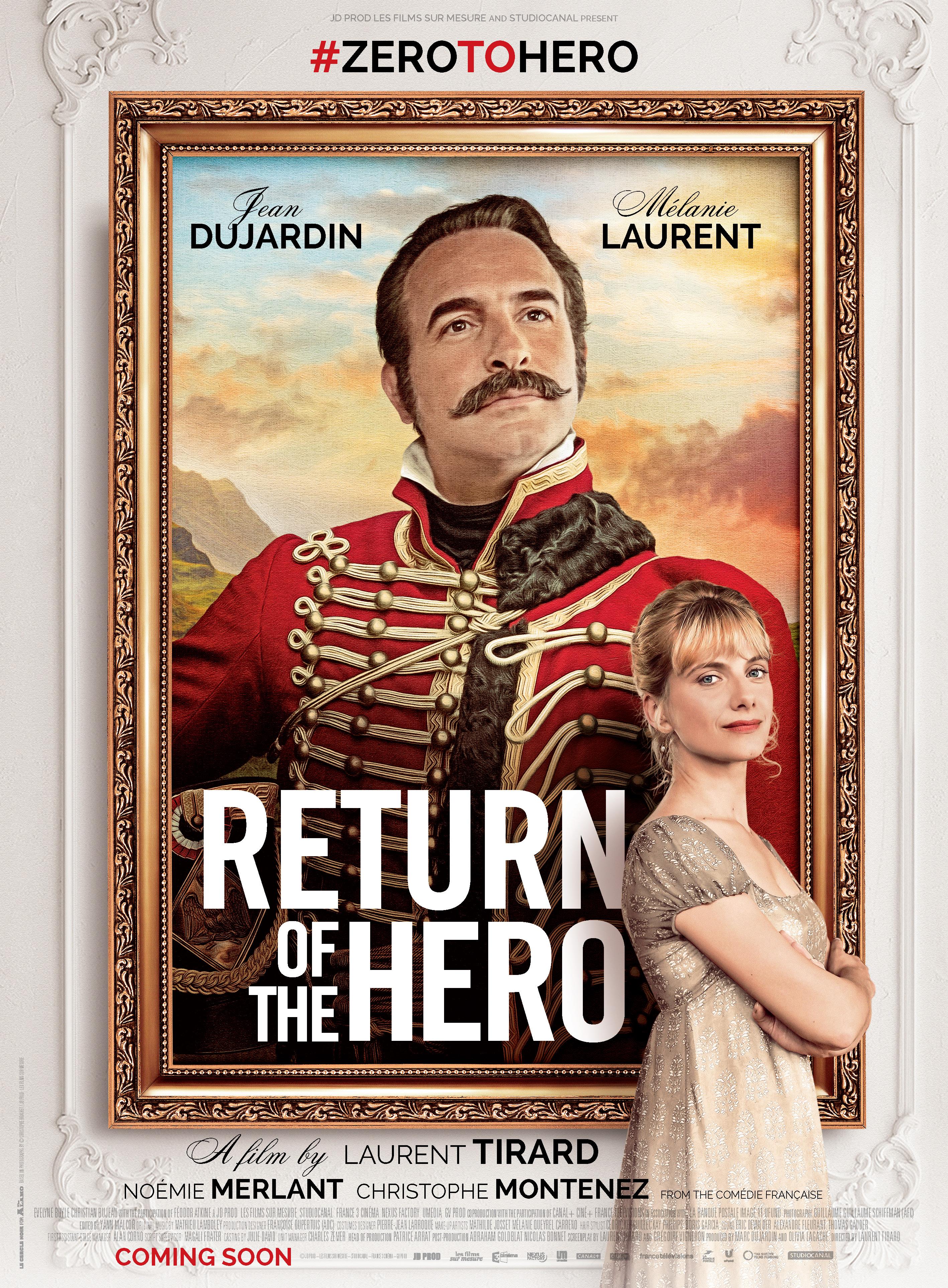 Le retour du héros (2018) - IMDb