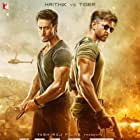 Hrithik Roshan and Tiger Shroff in War (2019)