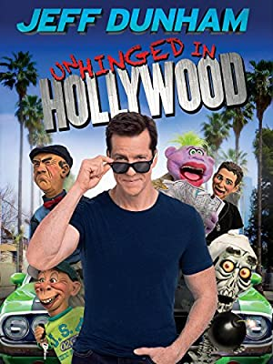 Where to stream Jeff Dunham: Unhinged in Hollywood