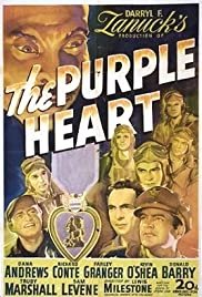The Purple Heart (1944) Poster - Movie Forum, Cast, Reviews