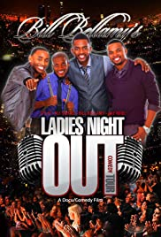 Bill Bellamy's Ladies Night Out Comedy Tour Poster