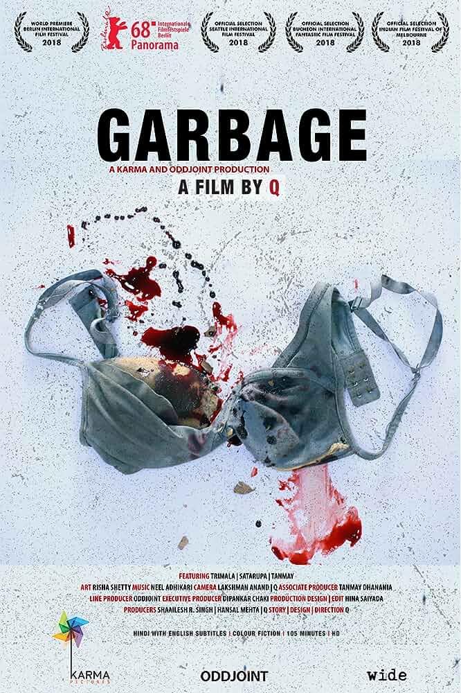 [18+] Garbage (2018) Hindi Full Movie 720P HD-Rip Download