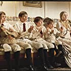 (Left to right) Julie Christie, Joe Prospero, Nick Roud, Freddie Highmore, Luke Spill, Kate Winslet and Johnny Depp.