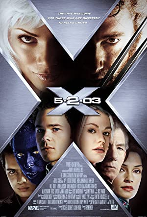 X2: X-Men United Poster Image