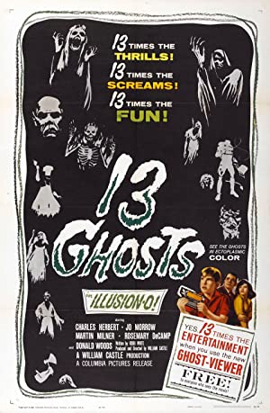 Movie 13 Ghosts (1960)