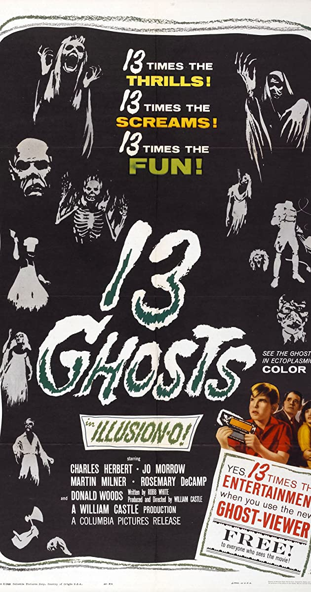 13 Ghosts (1960) [BluRay] [1080p] [YTS.LT]