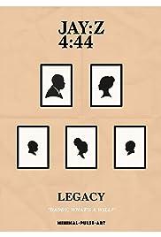 Jay-Z: Legacy Poster