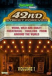 42nd Street Forever, Volume 1 Poster