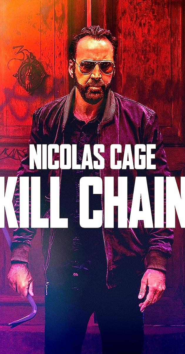 Subtitle of Kill Chain