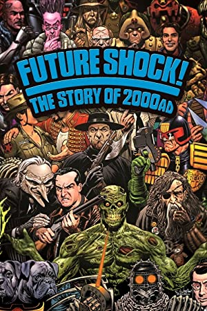 Where to stream Future Shock! The Story of 2000AD