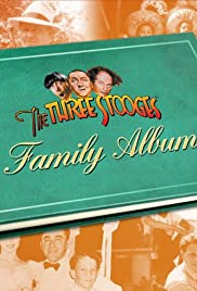 The Three Stooges Family Album Poster