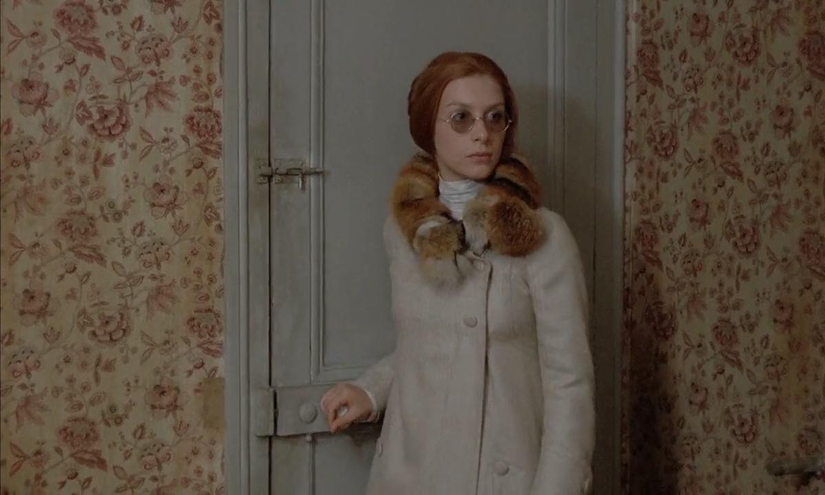 Stacey Tendeter in Les deux Anglaises et le continent (1971)