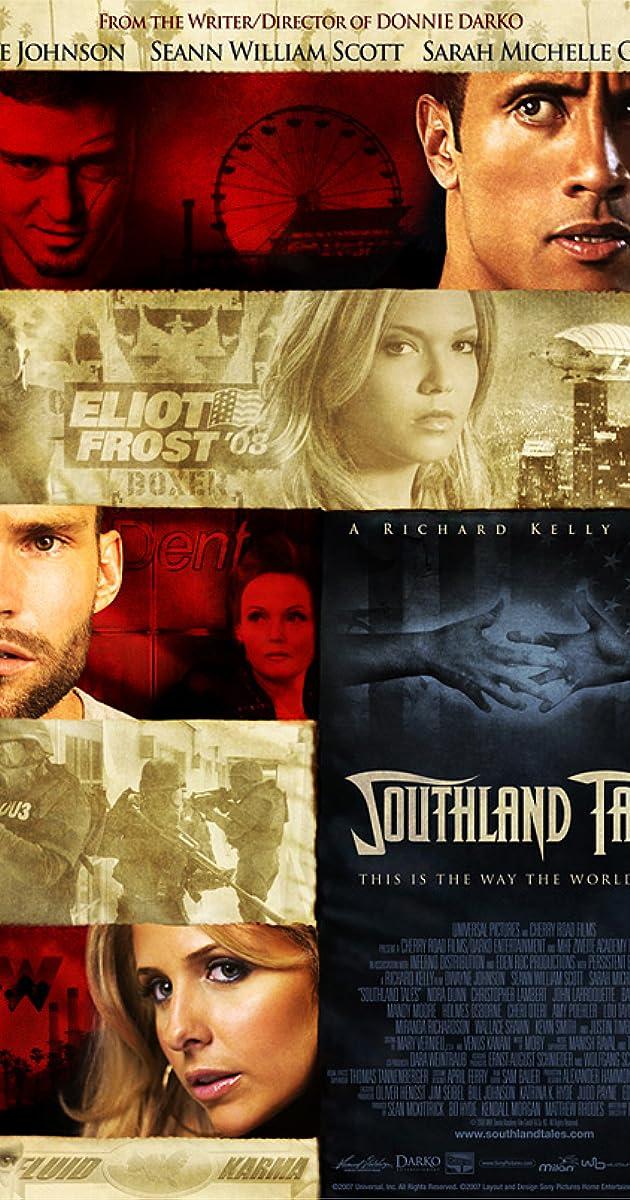 Southland tales sex scene clip