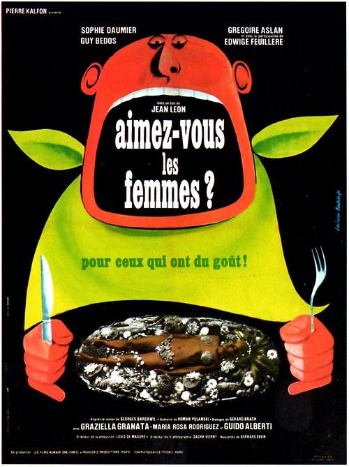Aimez-vous les femmes? (1964)