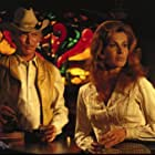 Lee Van Cleef and Stefanie Powers in The Magnificent Seven Ride! (1972)