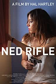 Aubrey Plaza in Ned Rifle (2014)