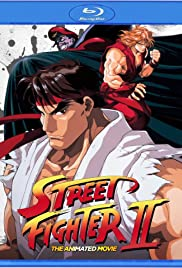 Street Fighter II the Animated Movie: The Liner Notes - Alternate Takes Poster