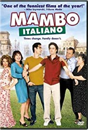 Mambo Italiano (2003) Poster - Movie Forum, Cast, Reviews