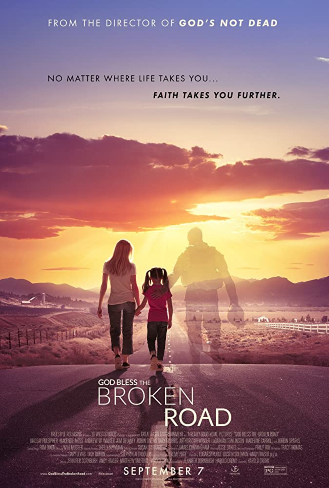 God Bless the Broken Road 2018 English 352MB BluRay Download
