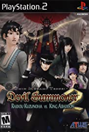 Shin Megami Tensei: Devil Summoner 2 - Raidou Kuzunoha vs. King Abaddon Poster