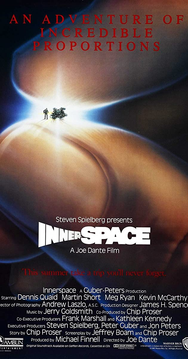 Subtitle of Innerspace