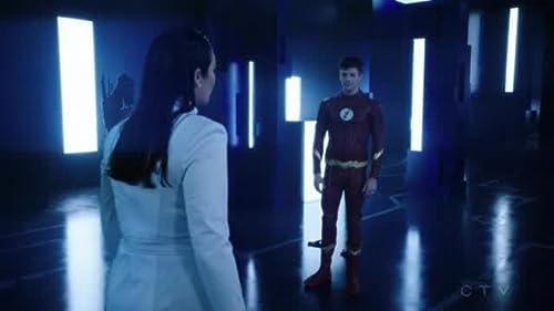 Kim Engelbrecht - The Flash