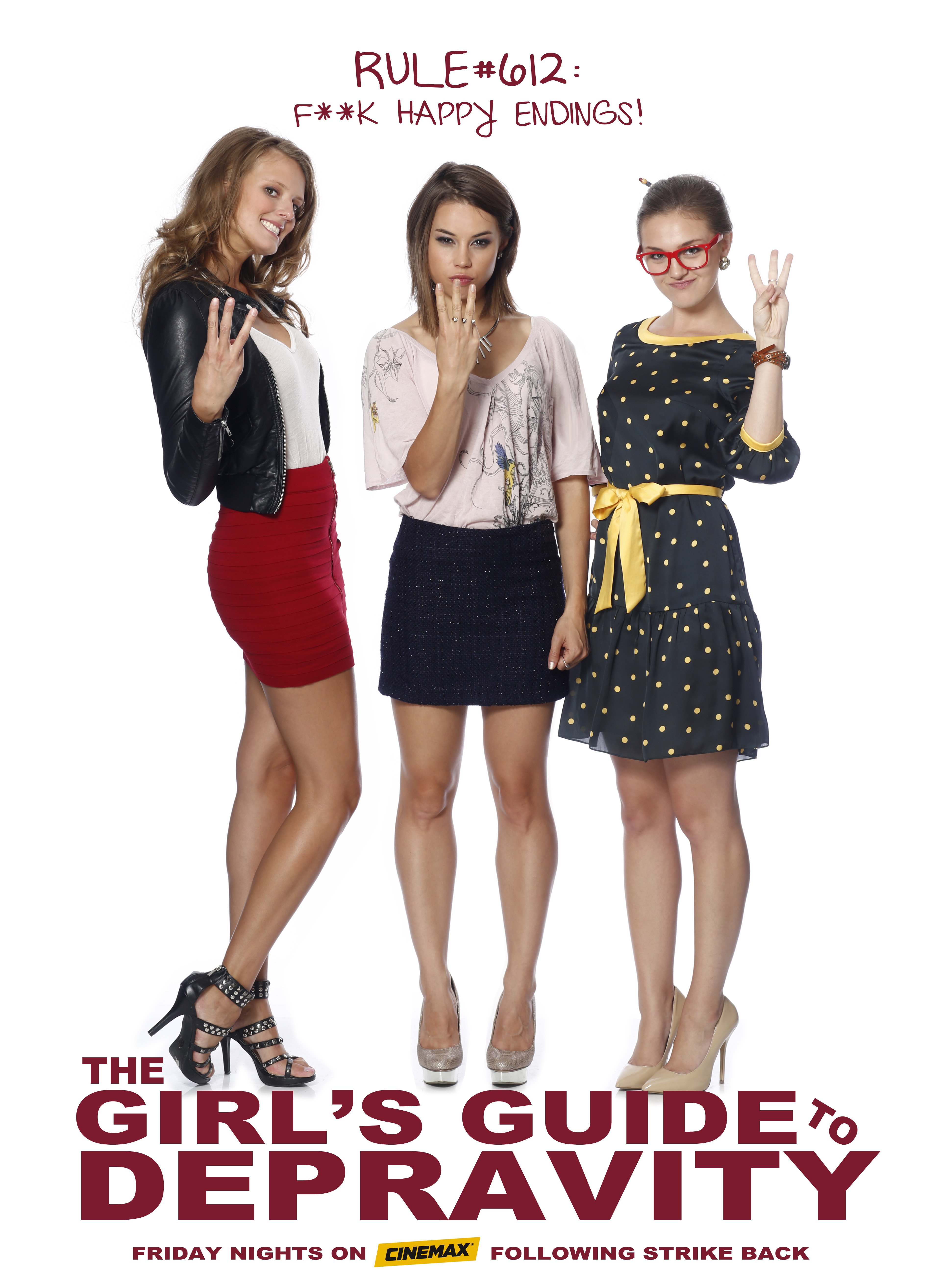 Watch the girls guide to depravity