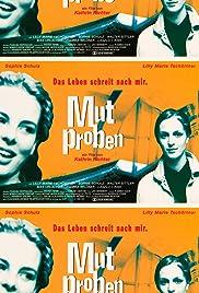 Mutproben Poster