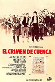 The Cuenca Crime Poster