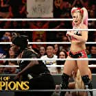Ron Killings and Lexi Kaufman in WWE: Clash of Champions (2019)