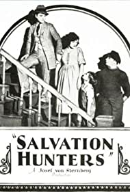 George K. Arthur, Bruce Guerin, Georgia Hale, and Otto Matieson in The Salvation Hunters (1925)