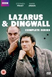 Lazarus & Dingwall Poster