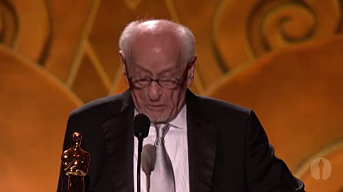 2010 Governors Awards: Honorary Award recipient Eli Wallach