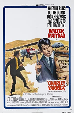 Charley Varrick Poster Image