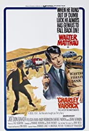 Charley Varrick (1973) Poster - Movie Forum, Cast, Reviews