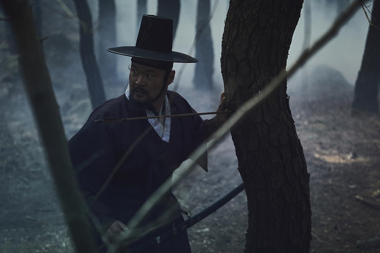 Sang-ho Kim in Kingdom (2019)