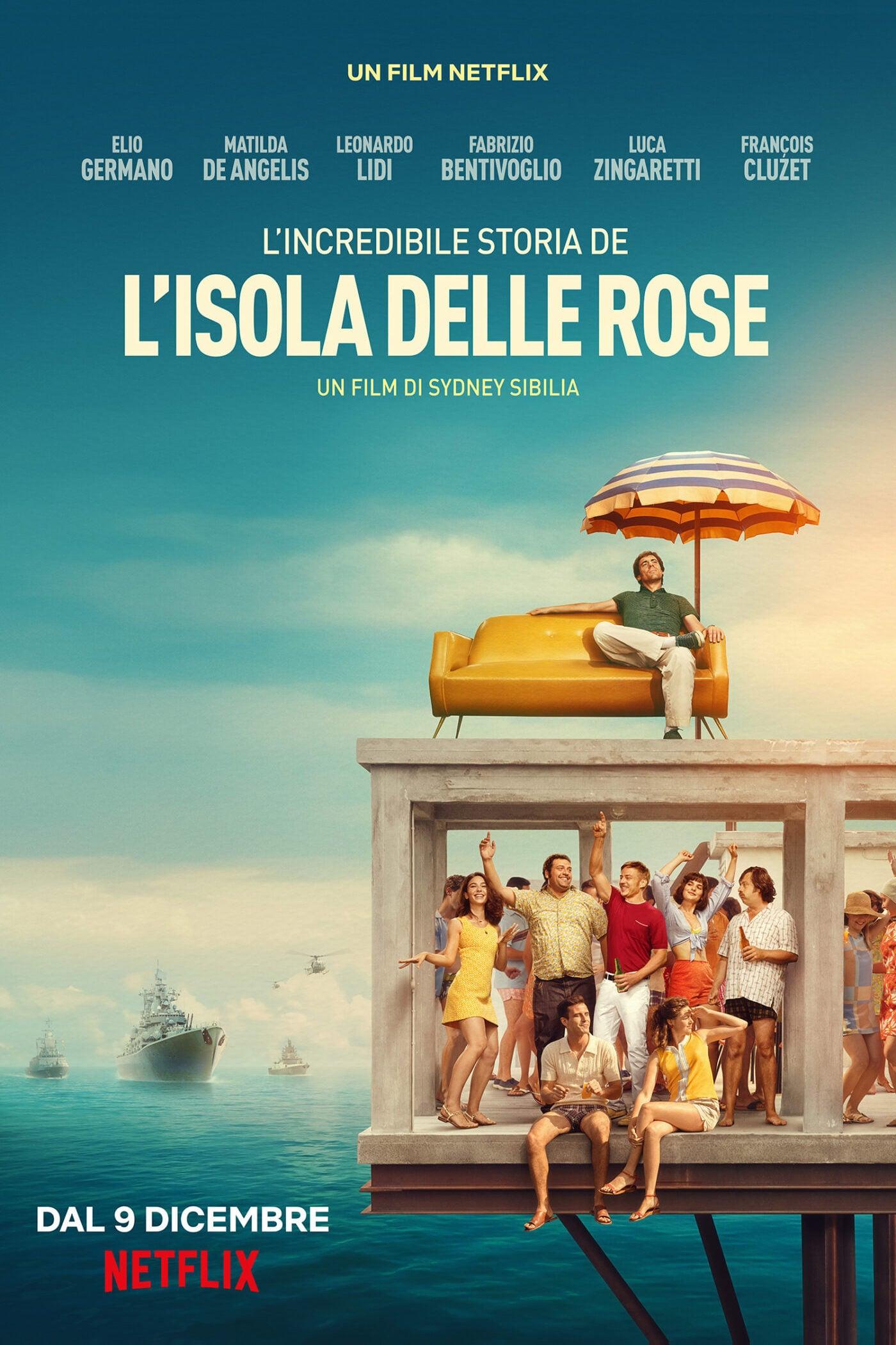 فيلم Rose Island مترجم