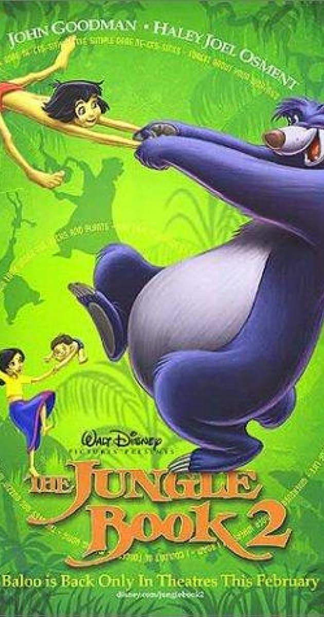 Cậu Bé Rừng Xanh 2 - The Jungle Book 2 (2003)