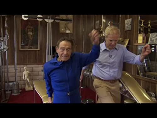 """Jack LaLanne 