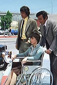 Mike Connors, Pamela Franklin, and James Naughton in Mannix (1967)