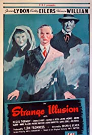 Strange Illusion(1945) Poster - Movie Forum, Cast, Reviews