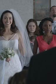 Emmy Rossum, Steve Howey, Cameron Monaghan, Shanola Hampton, and Emma Kenney in Shameless (2011)