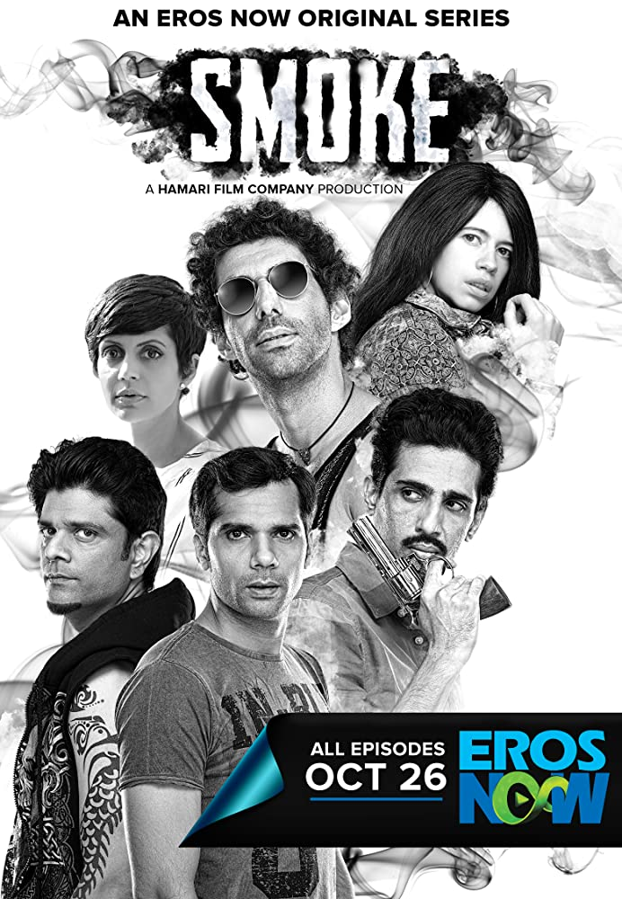 Smoke 2018 S01 Hindi Complete Erornow Web Series 1.7GB WEBRip Download